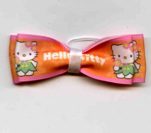 Hello Kitty Dog (or Cat) bow