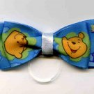 Winnie the Pooh Dog (or Cat) Bow