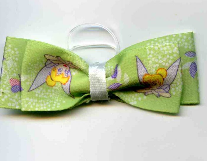Tinkerbell Dog (or Cat) bow