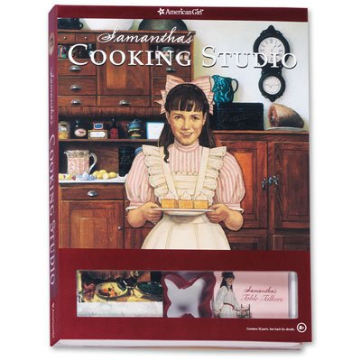 American Girl Samantha's Cooking Studio