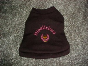 Divalicous shirt X-small-Large