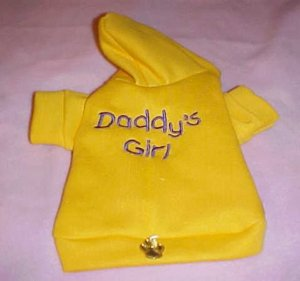 Daddys Girl shirt X-small-Large