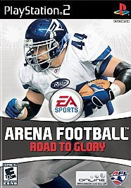 Arena Football: Road to Glory PS2 (Playstation 2) NEW!