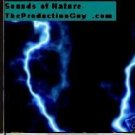 Sounds of NATURE CD Rain STORM & Thunder effects - Listen to the DEMO!