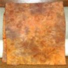 BUTTERSCOTCH SWIRL spot dye wool rug hooking 1/4 yard - Woolly Mammoth Woolens