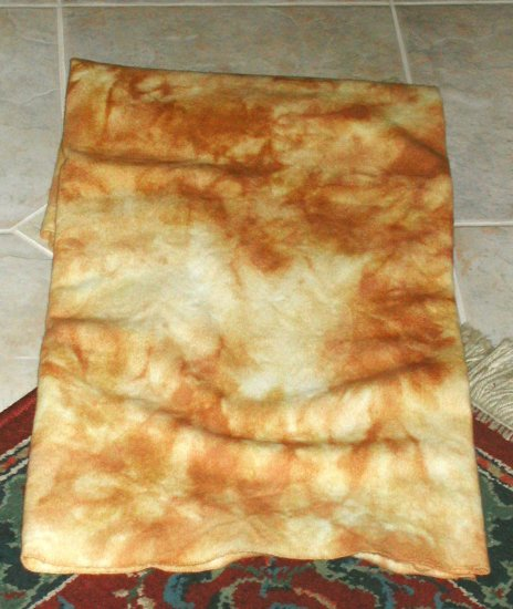 ON SAFARI overdye wool rug hooking 1/4 yard-- Woolly Mammoth Woolens