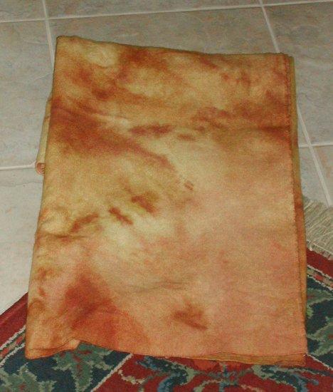 FINE SCOTCH overdye wool rug hooking 1/4 yard-- Woolly Mammoth Woolens