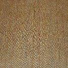 BROWN HERRINGBONE as is wool for rug hooking -- Woolly Mammoth Woolens