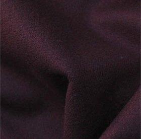 EGGPLANT as is wool for rug hooking 1/4 yard -- Woolly Mammoth Woolens