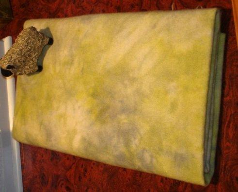 FAERIES spot dye wool for rug hooking -- Woolly Mammoth Woolens