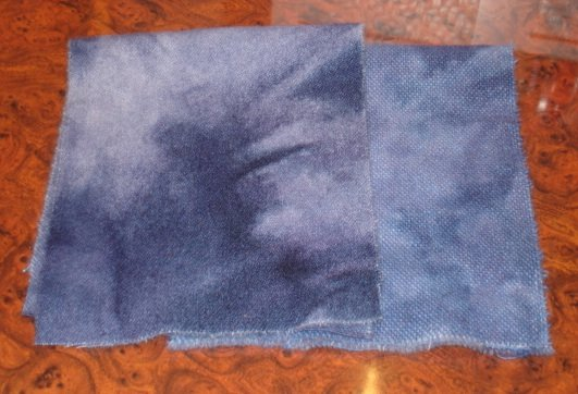 MOON RIVER wool for rug hooking -- Woolly Mammoth Woolens