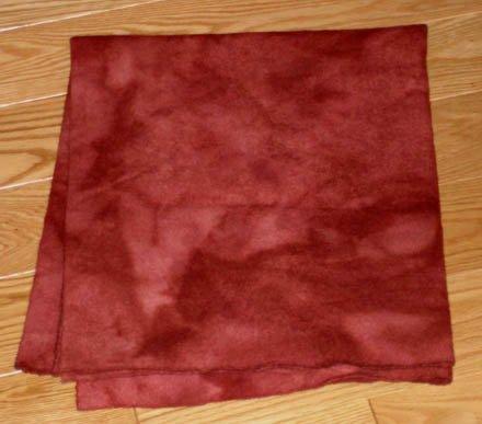 PRAIRIE BERRY overdye wool for rug hooking -- Woolly Mammoth Woolens