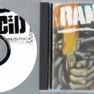 RANCID Debut Album SELF TITLED 1993 Music CD PUNK ROCK Epitaph Records FREE SHIPPING Tim Armstrong