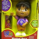 NIB Dora the Explorer Musical Dora toy plays music and talks
