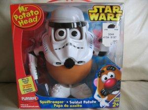 New Mr Mister Potato Head Star Wars Spudtrooper NIB
