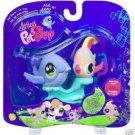 New Littlest Pet Shop Blue Whale and Angel Fish 643 644