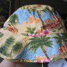 NWT Gymboree Little Keiki tropical hat 0-6 new