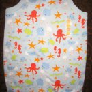 NWT Gymboree At the Beach romper 3-6 new