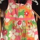 NWT Gymboree Spring Fun a-line swing top 6-12 m  new