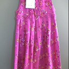 NWT Cornelloki pink floral jumper Dress 3 4 new