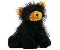 NWT Webkinz Black Bear Sealed tags new
