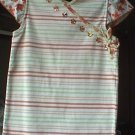 NWT Gymboree Wildflower Fields striped top 3 new