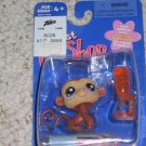 New Littlest Pet Shop Monkey single 56