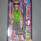 New Monster High Scaris Deuce Gorgon doll