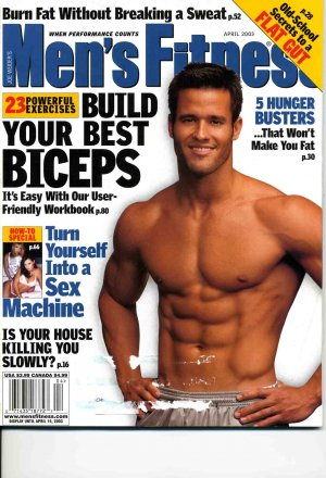 Mens Health Mens Fitness Magazines