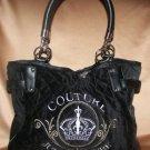 Juicy Couture Black Velour