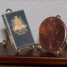 Dollhouse Miniature Book The Wind in the Willows Kenneth Grahame