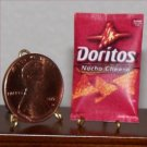 Dollhouse Miniature Nacho Doritos Chips Grocery Food