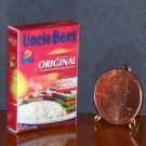 Barbie Bratz GI Joe Miniature Food Instant Rice 1:6 Box