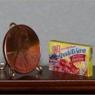 Dollhouse Miniature Oscar Mayer Bacon 1:12 Grocery Food