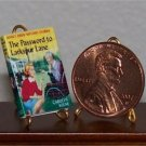 DollhouseMiniature Nancy Drew Password to Larkspur Lane