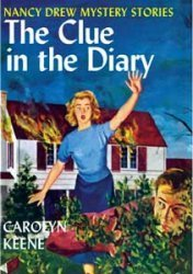 Dollhouse Miniature Nancy Drew The Clue in the Dairy