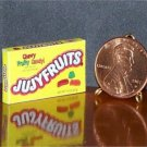 Barbie Bratz Miniature Food Gummy Candy Jujyfruits 1:6