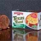 Barbie Bratz GI Joe Miniature Food Texas Garlic Toast