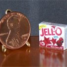 Barbie Bratz GI Joe Miniature Food Black Cherry Jello