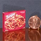 Barbie Bratz GI Joe Miniature Food Spaghetti & Meatball