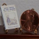 Dollhouse Miniature Book Little House on the Prairie