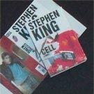 Dollhouse Miniature Book Novel Cell Stephen King 1:12