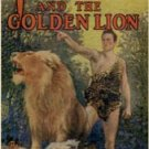 Dollhouse Miniature Tarzan & the Golden Lion Burroughs