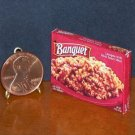 Barbie Bratz GI Joe Miniature Food Banquet Lasagna 1:6