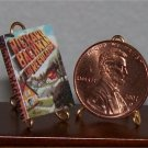Dollhouse Miniature Book The Regulators Richard Bachman