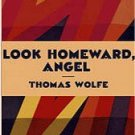 Dollhouse Miniature Look Homeward Angel by Thomas Wolfe
