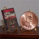 Dollhouse Miniature Book Pet Sematary by Stephen King