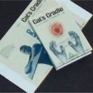 Dollhouse Miniature Book Cat's Cradle Kurt Vonnegut Jr.
