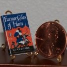 Dollhouse Miniature Farmer Giles of Ham by JRR Tolkien