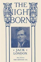 Dollhouse Miniature Book The Night-Born by Jack London